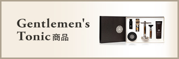 Gentlemen'sTonic商品